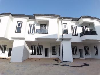 Beautifully Finished 4 Bedroom Terrace Duplex, Lekki 2nd Toll Gate, Lekki, Lagos, Terraced Duplex for Sale