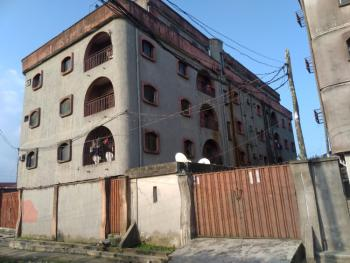 Twin Block of 24no. 3-bedroom Flats, Nnabugwe Close, Behind Ion Petrol Station, Abule-oshun, Satellite Town, Ojo, Lagos, Block of Flats for Sale