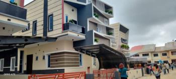 5 Bedroom Fully Detached Duplex at Penteon Smart Homes, Penteon Smart Homes Estate Inside Buena Vista Estate Orchid Road Lekki, Lafiaji, Lekki, Lagos, Detached Duplex for Sale