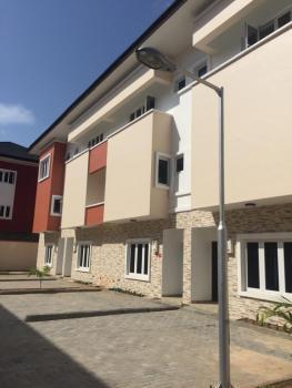 Beautifully Finished 4 Bedroom Terrace Duplex, Ikate Elegushi, Lekki, Lagos, House for Rent