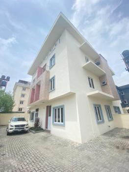 Elegantly Built 4 Bedroom Terrace Duplex and 1 Bq, Ikoyi, Lagos, Terraced Duplex for Rent