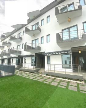 Nicely Built Fully Serviced 4 Bedroom Terrace Duplex in a Serene Space, Oniru, Victoria Island (vi), Lagos, Terraced Duplex for Rent