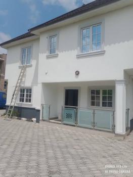 4 Bedroom Terrace Duplex, Spring Ville Garden Behind Peninsula, Ajah, Lagos, Terraced Duplex for Rent