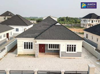 Large 3 Bedroom Bungalow with Bq and Big Compound Space, Amen Estate Phase 2, Opposite Amen Estate Phase 1, Eleko, Ibeju Lekki, Lagos, Detached Bungalow for Sale