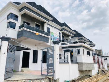 Exquisitely Finished 4 Bedroom Semi Detached Duplex with Bq, Chevron Toll Gate, Lekki, Lagos, Semi-detached Duplex for Sale