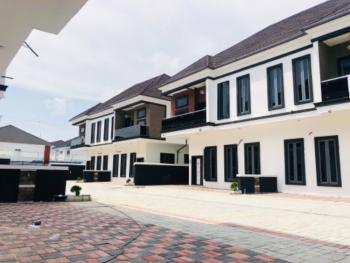Serviced 4 Bedroom Semi Detached Duplex with Bq, Chevron Toll Gate, Lekki, Lagos, Semi-detached Duplex for Sale
