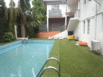 Luxury Furnished 4 Bedroom Terraced Duplex with Bq and Swimming Pool, Maitama District, Abuja, House for Rent