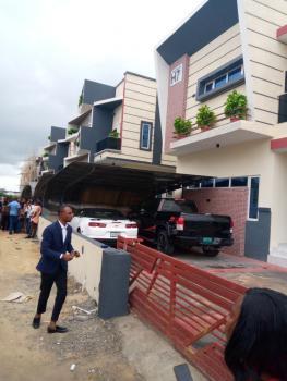 4bedroom Semi Detached Duplex Smart Home, Orchid Road, Lekki, Lagos, Semi-detached Duplex for Sale