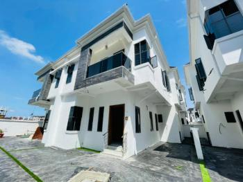 Luxury 4 Bedroom Semi Detached Duplex Plus Bq, Chevron, Lekki, Lagos, Semi-detached Duplex for Sale