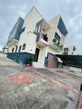 Luxury 5 Bedroom Fully Detached Duplex with a Swimming Pool and Bq, Chevron Toll Gate, Lekki, Lagos, Detached Duplex for Sale