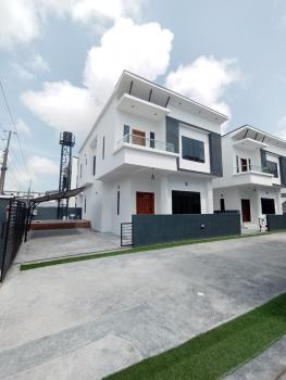 Lovely Built and Exquisite Finished 4 Bedroom Detached Duplex with Bq, Nestled in a Serene and Well Secured Estate at Ajah, Lekki, Lagos, Detached Duplex for Sale