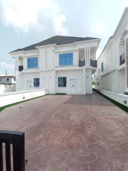 Luxury 4 Bedroom Duplex with Excellent Finishings + Pool, in a Serene and Beautiful Estate at Ajah, Lekki, Lagos, Semi-detached Duplex for Sale