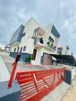 Luxury 5 Bedroom Fully Detached Duplex with Bq, 2nd Tollgate, Lekki, Lagos, Lekki, Lagos, Detached Duplex for Sale