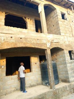80% Completed 4 Nos 2-bedroom Block of Flat, Bwari Estate, Bwari, Abuja, Block of Flats for Sale