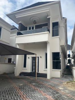Spacious, Detached 5 Bedroom Duplex in an Estate, Osapa, Lekki, Lagos, Detached Duplex for Rent