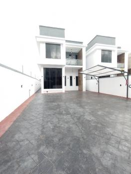 Luxury Built and Exquisite Finished 5 Bedroom Detached Duplex Withpool, in Well Secured and Beautiful Estate at Ajah, Lekki, Lagos, Detached Duplex for Sale