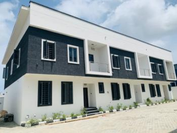 Exquisitely Finished 4 Bedroom Terrace, Close to Novare Mall, Sangotedo, Ajah, Lagos, Terraced Duplex for Sale