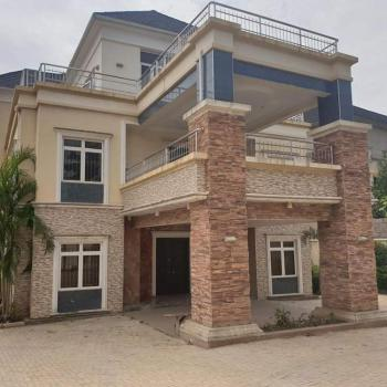 Standard 8 Bedroom Mansion Duplex with C of O, Asokoro, Asokoro District, Abuja, Detached Duplex for Sale