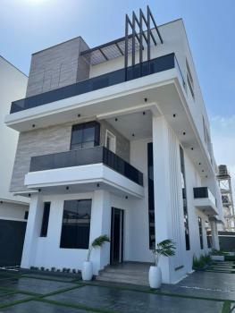 5 Bedroom Detached Duplex Wit 1room Bq, Osapa, Lekki, Lagos, Detached Duplex for Sale