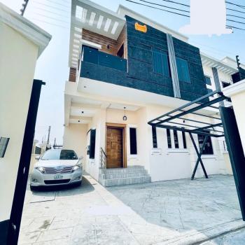 Tastefully Finished 4 Bedroom Semi Detached Duplex with a Room Bq, Chevron, Lekki, Lagos, Semi-detached Duplex for Sale