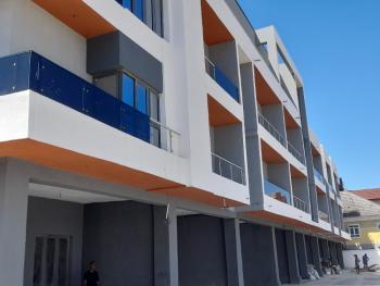 Newly Built 4 Bedroom Terrace in a Prime Location, Lekki Phase 1, Lekki, Lagos, Terraced Duplex for Sale