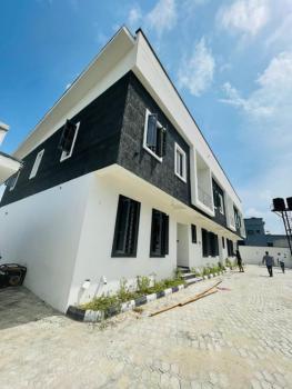 Luxurious 4 Bedroom Terrace  Duplex with Swimming Pool, Bogije, Lekki, Lagos, Terraced Duplex for Sale