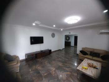 Start of The Art 3 Bedroom Apartment in a Serene and Calm Environment, Banana Island, Ikoyi, Lagos, Flat Short Let