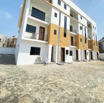 Newly Built 3 Bedroom Apartment with Spacious Rooms, By 2nd Toll Gate, Lekki Phase 2, Lekki, Lagos, Flat for Rent