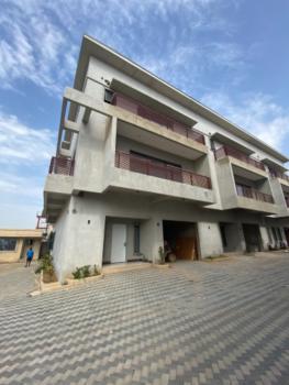Massive Corner Unit Terrace House, Gilmore Axis, Jahi, Abuja, Terraced Duplex for Sale