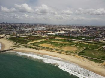 50,000sqm of Beach Front Land, Lekki Palm Beach, Ilasan, Lekki, Lagos, Mixed-use Land for Sale