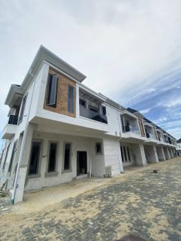 Exquisitely Finished 4 Bedroom Terrace Duplex with a Bq, Chevron Tollgate, Lekki, Lagos, Terraced Duplex for Sale