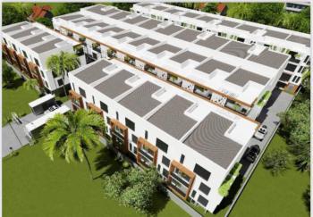Luxury Four Bedroom Terrace with One Bedroom Apartment Bq, Off Freedom Way, Lekki Phase 1, Lekki, Lagos, Terraced Duplex for Sale
