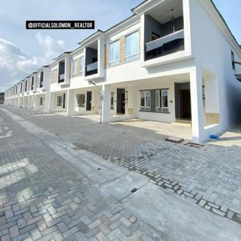 Service 4bedroom Terrace Duplexes with Swimming Pool and Gym, Lekki, Lagos, Terraced Duplex for Sale