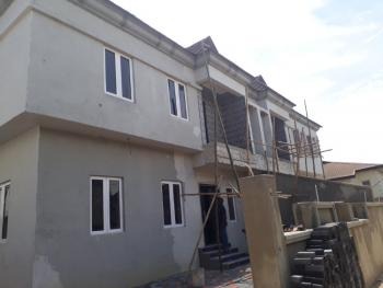 on-going Construction of 4 Bedroom Semi Detached House with 1 Room Bq, Gbagada, Lagos, Semi-detached Duplex for Sale