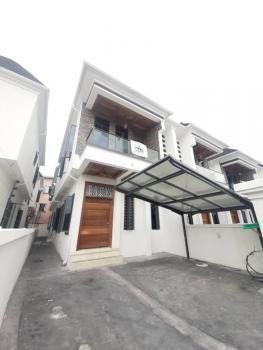4 Bedroom Semi-detached Duplex and 1 Bq, By Second Toll Gate, Lekki Phase 2, Lekki, Lagos, Semi-detached Duplex for Sale