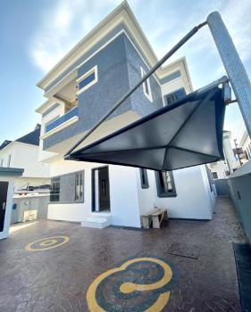 4 Bedroom Detached Duplex with a Bq, Chevron, 2nd Tollgate, Lekki, Lagos, Detached Duplex for Rent