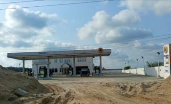 Fully Functioning Filing Station Available!, Eleko, Ibeju Lekki, Lagos, Filling Station for Sale
