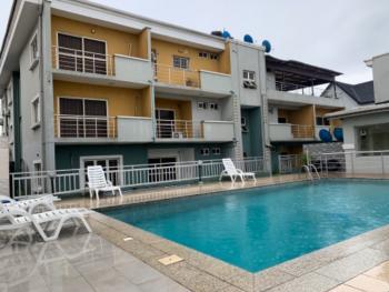 Luxury 3 Bedrooms Flat with 1 Room Bq, Marwa, Lekki Phase 1, Lekki, Lagos, Flat for Rent