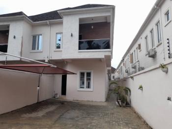 Fully Serviced 4 Bedroom Semi Detached House, Secound Tollgate Lekki Lagos, Lekki Phase 2, Lekki, Lagos, Semi-detached Duplex for Rent