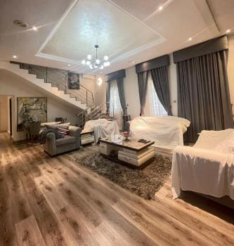 Fully Furnished 4 Bedroom Semi Detached with Bq, Ikota, Lekki, Lagos, Semi-detached Duplex for Rent