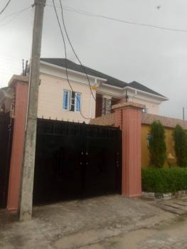 4 Bedrooms Semi Detached Duplex with Bq, Mobil Road, Ilaje, Ajah, Lagos, Semi-detached Duplex for Rent