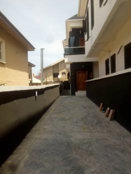 Newly Built  4 Bedroom Semi Detached Duplex with Bbq  in Ikota Villa E, Ikota Villa Estate, Ikota, Lekki, Lagos, Semi-detached Duplex for Rent