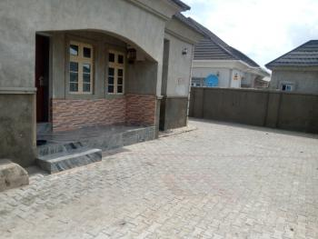 Standard 3 Bedrooms Bungalow (bq Occupied), Gwarinpa Extension, Gwarinpa, Abuja, Detached Bungalow for Rent