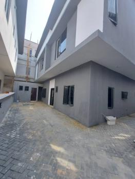 Brand New 4 Bedroom Fully Detached House with Bq and Gate House, Off Kunsela Road, Ikate, Lekki, Lagos, Detached Duplex for Sale