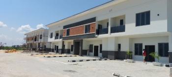 Charming 3 Bedroom Terrace Duplex with Bq, Gra, Close to Chois Garden Estate, Abijo, Lekki, Lagos, Terraced Duplex for Sale