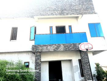 Serviced 4 Bedrooms Terrace, Victory Park Estate, Lekki Expressway, Lekki, Lagos, Terraced Duplex for Rent