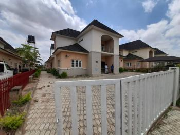 New 3 Bedroom Duplex with Bq, River Park Estate Airport Road, Lugbe District, Abuja, Detached Duplex for Rent