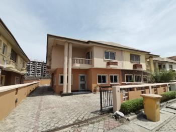 Spaciously Built 4 Bedroom Semi Detached Duplex with Bq, Oniru, Victoria Island (vi), Lagos, Semi-detached Duplex for Sale