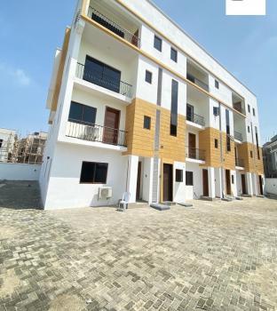 Serviced 3 Bedrooms Maisonette with Bq, 2nd Tollgate, Lekki Expressway, Lekki, Lagos, Flat / Apartment for Rent