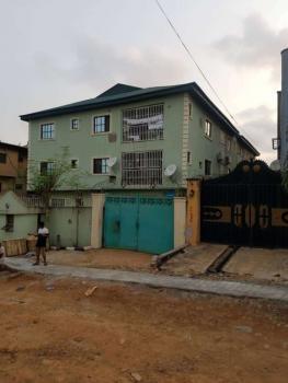 Huge Block of Flats Consisting of Six 3 Bedroom Flats (investors Delight), Oke Ira, Ogba, Ikeja, Lagos, Block of Flats for Sale